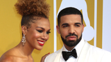 Drake raves about 'stunning' NBA Awards date