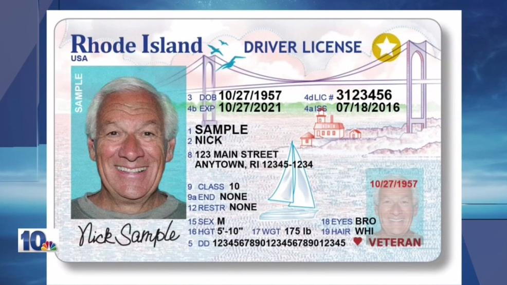 Real Id Act Will Ri Receive Extension Wjar