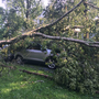 STORM DAMAGE IN BALT. AREA | 17K+ without power, downed trees blocking roads