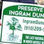 Group fighting to keep the Ingram Dunes declares 'small victory' after commission meeting