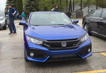 2017 Honda Civic Si: A quick take from Road America racetrack