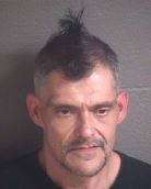 Robert Kyle Carter is charged with first-degree forcible sex offence in connection with an incident in Black Mountain. (Photo credit: Buncombe County Sheriff's Office)
