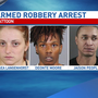 Three arrested for alleged home invasion, robbery in Mattoon