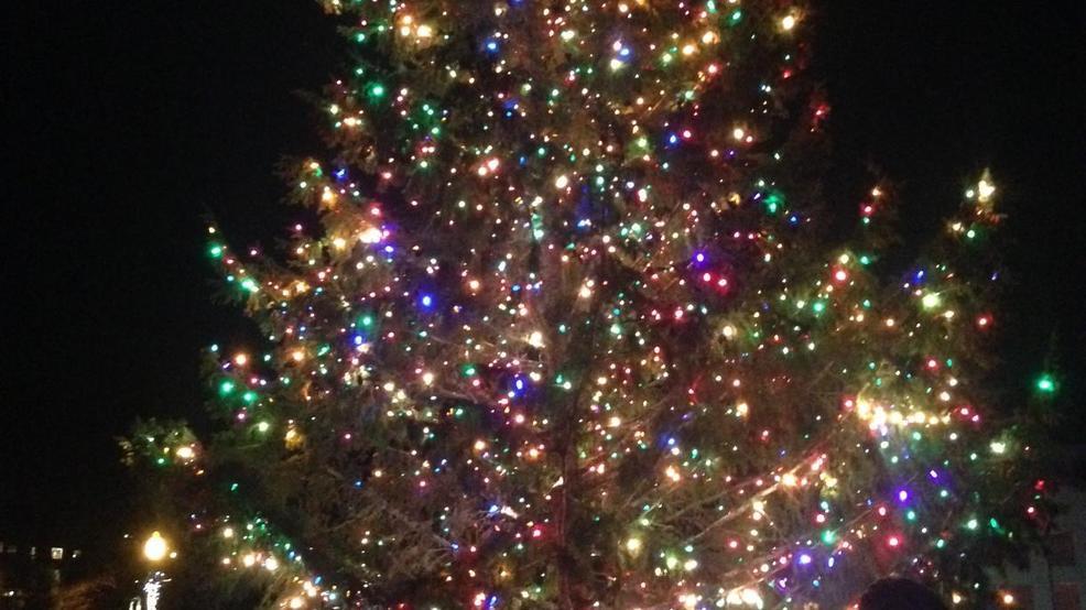 Central Oregon city sues after company cuts Christmas tree | KATU