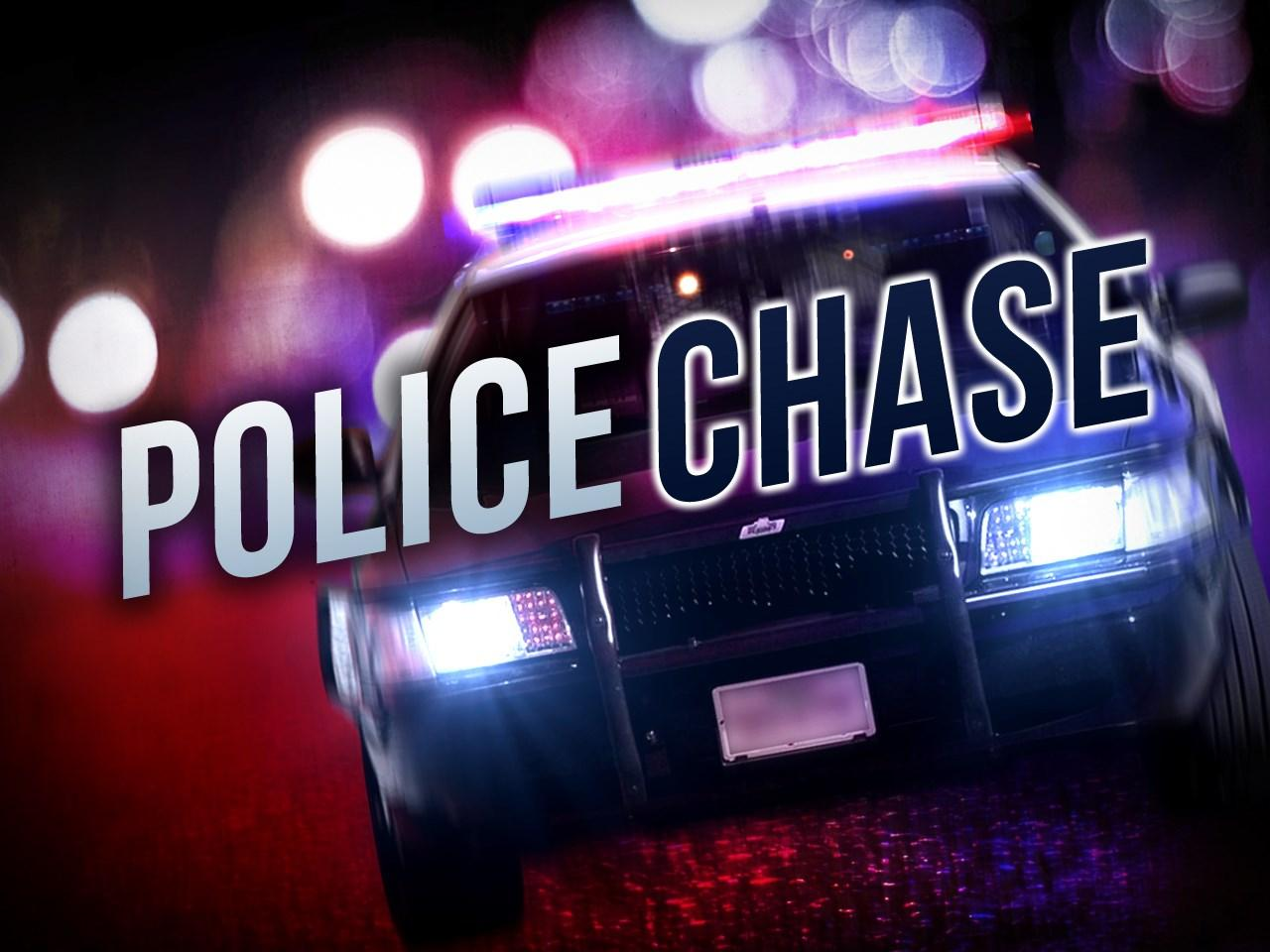 Ogden to Brigham City police chase (Photo: MGN)