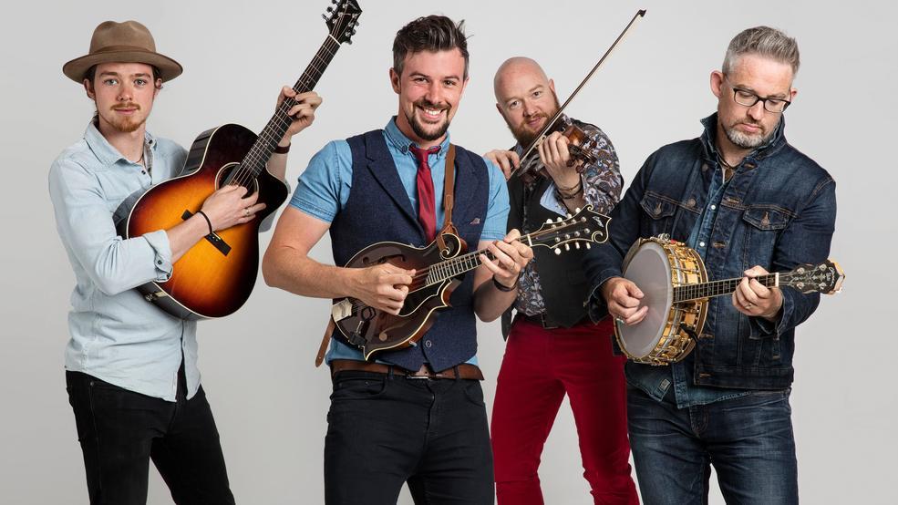 Irish band returning to Meyer Theatere