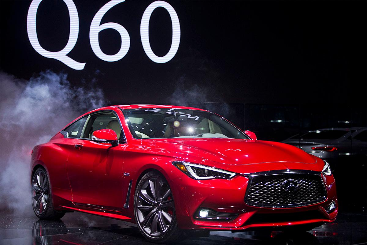 Photos: Latest hot cars on display at Detroit auto show   KOMO
