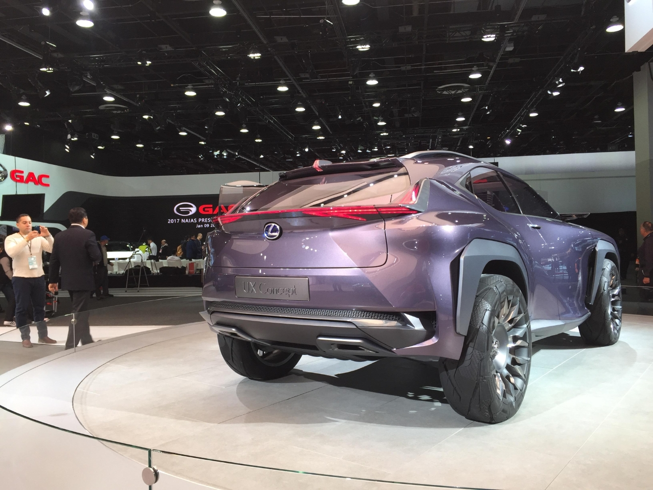 GALLERY: Concept cars at the 2017 North American International Auto ...