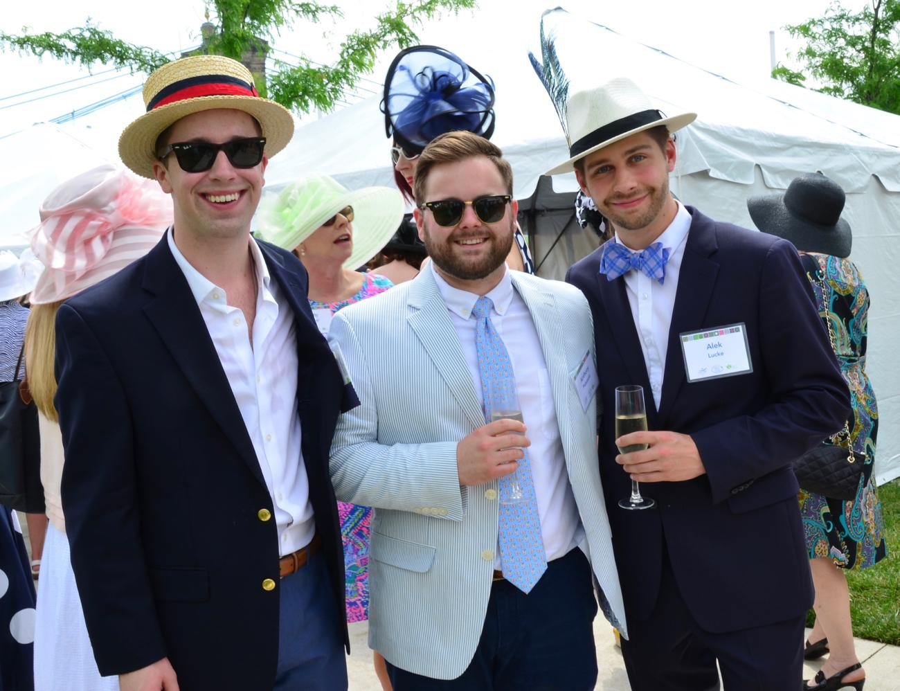 Andrew Saab, Anthony Palazzolo, and Alex Lucke / Image: Leah Zipperstein, Cincinnati Refined // Published: 5.18.18