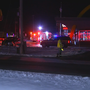 Drive-thru of Baldwinsville McDonald's catches fire