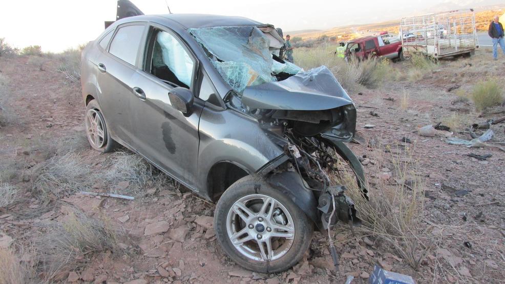woman killed man seriously injured in car crash on highway 59 kutv