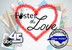 Foster the Love School Supply Drive