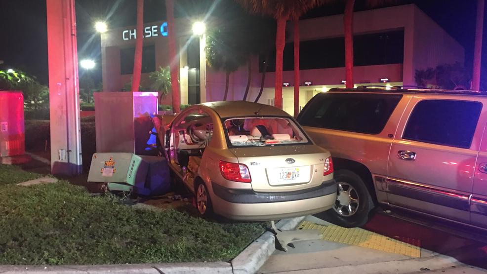 Traffic Accident Reports West Palm Beach
