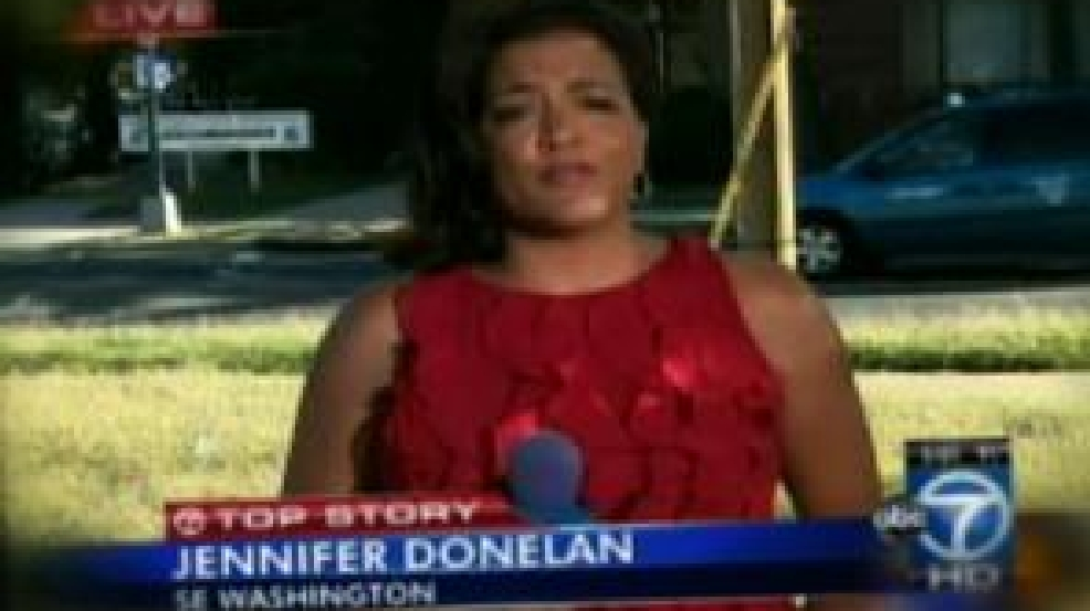 The day every second counted: ABC 7's Jennifer Donelan