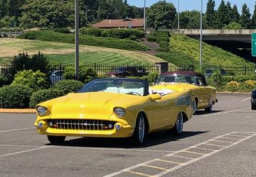 Graffiti Weekend takes classic cars on tour to Roseburg senior homes