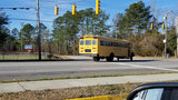 16-year-old student hit by school bus, recovering in ICU