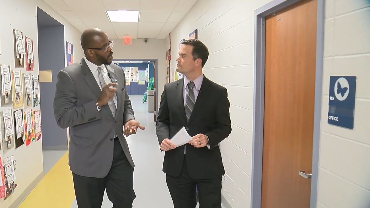 Faking the Grade: 7 On Your Side's one-on-one with DCPS Chancellor Antwan Wilson (ABC7)