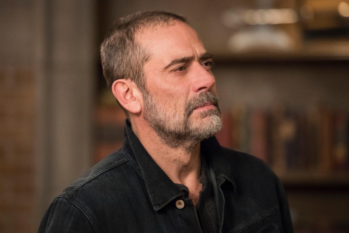 "Supernatural -- ""Lebanon"" -- Image Number: SN1413C_0280b.jpg -- Pictured: Jeffrey Dean Morgan as John Winchester -- Photo: Dean Buscher/The CW -- �© 2019 The CW Network, LLC. All Rights Reserved."