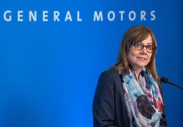 Officials meet with GM chief over plant closing