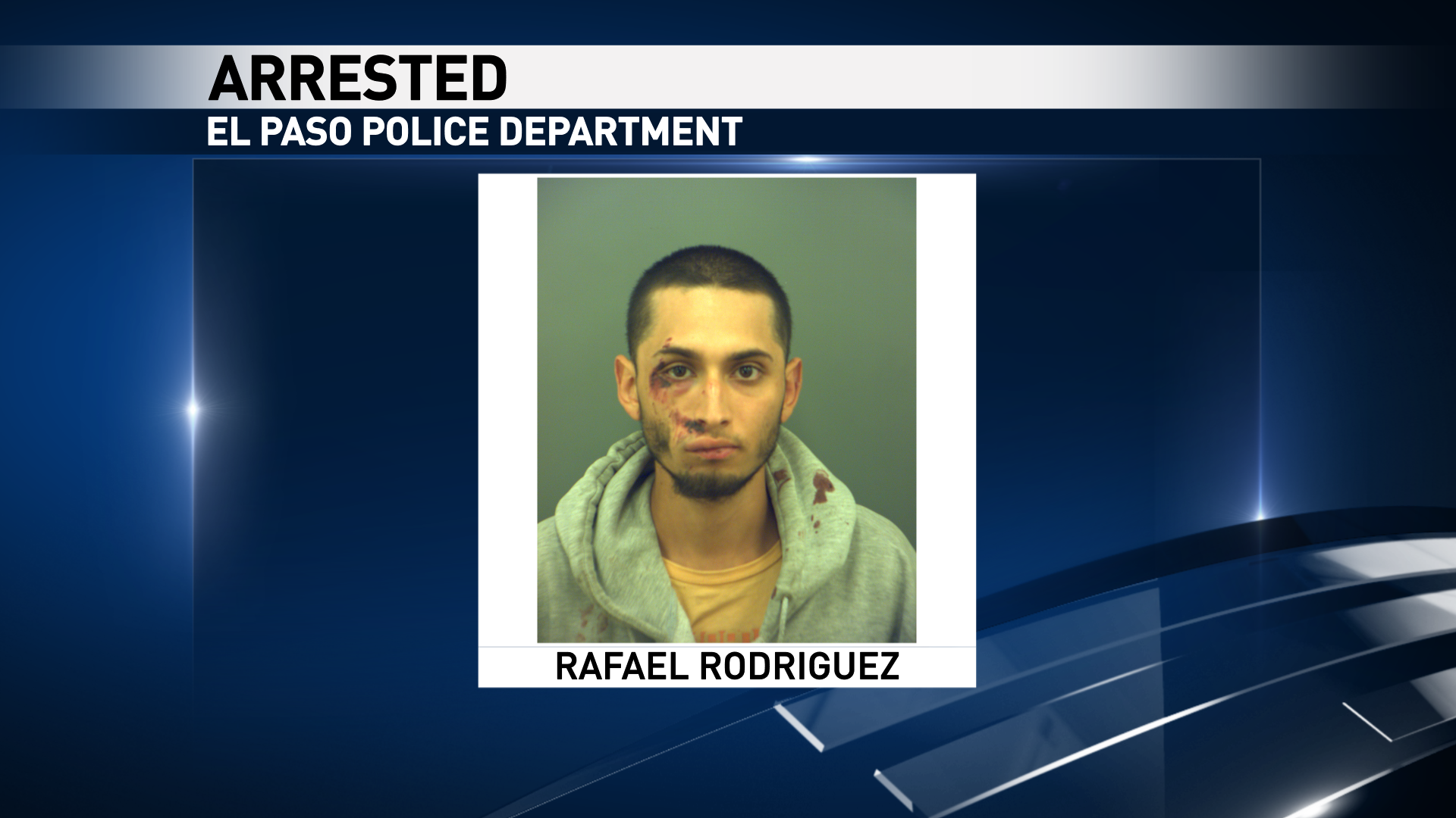 Rafael Rodriguez charged with aggravated assault in a fight that resulted in someone being stabbed.