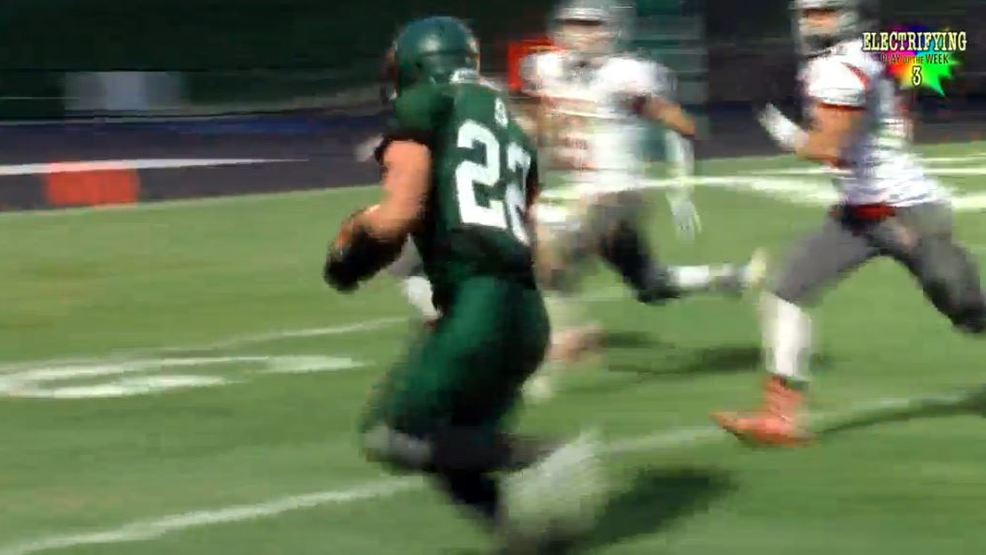 9.1.17 Electrifying Play of the Week: Shenandoah's Nick Miller