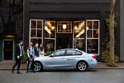 Bmw Launches Car Sharing Service In Seattle Seattle Refined
