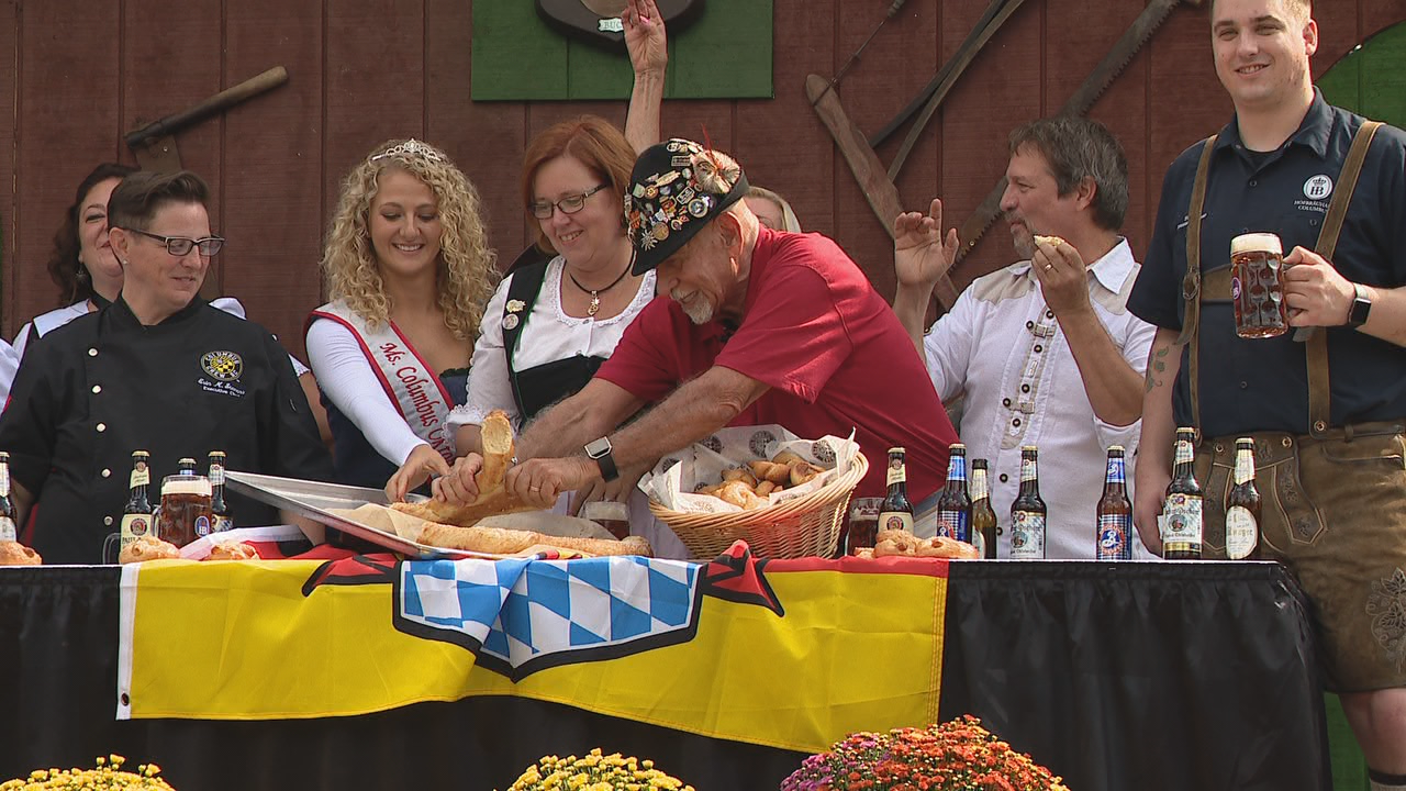 Wayne Owens will be inducted into the Columbus Oktoberfest Hall of Fame this year. (WSYX/WTTE)