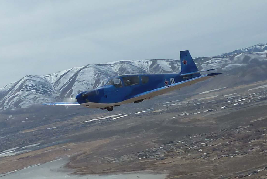 Air Squadron helps save lives in Washoe County (Photo courtesy Air Squadron)