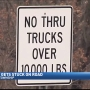 Emmett Twp. residents fed up with damage from trucks on roads