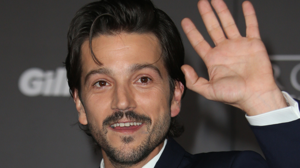 Diego Luna's Star Wars 'Rogue One' character revived for new TV series