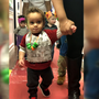 RECYCLING IN STYLE | Preschoolers put on recycled runway show