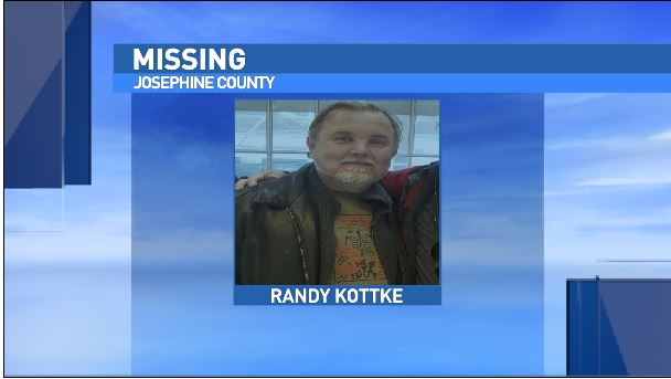 Randy Kottke has been missing since Sunday. (Josephine County Sheriff's Office)<p></p>