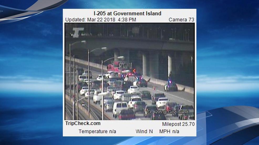 Police response on Glenn Jackson Bridge causes delays on I ...