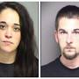 Police: Man, woman charged with stealing generator from Walmart