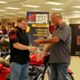 Sioux City Man Wins ABN Motorcycle Raffle