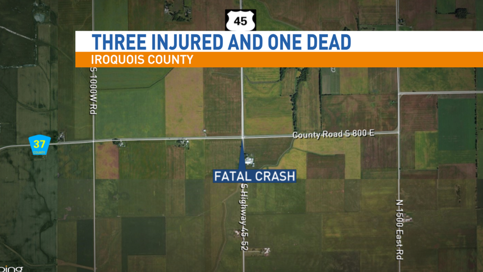 Man dies after Route 45 crash | WRSP
