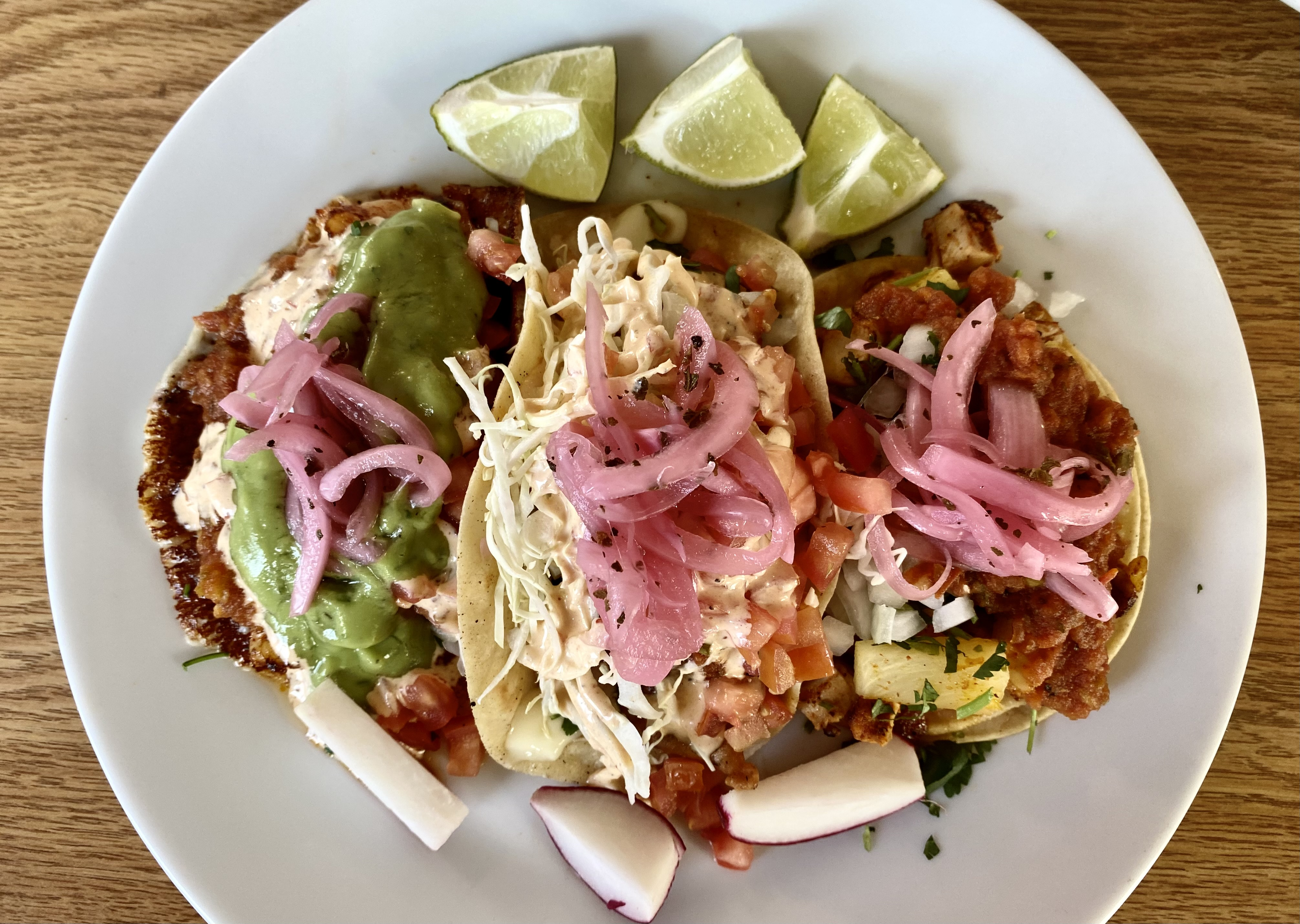 Specialty tacos. (Image: Karen Rose / Seattle Refined)