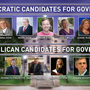 Candidates in Maine's 2018 governor race