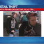 Richland Township police seek to identify man in retail theft