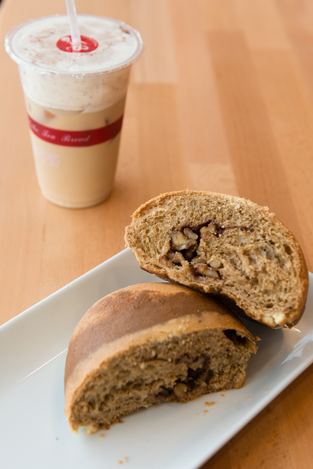 Friday, February 24 is the store's official grand opening, though they've been not-so-quietly selling the sea salt iced coffees and brioche breads from the new location for a week now. It's the chain's 26th location in the U.S. and one of 900 stores worldwide. (Image: Seattle Refined)
