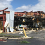 """I'm happy that my dad survived;"" The Floor Show employee makes it through tornado"