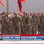 AR Soldiers return home from Kosovo