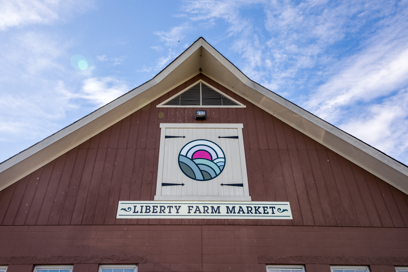 "Liberty Farm Market is an organic grocery in Liberty Township. Shoppers can find high-quality, non-GMO products that include grass-fed meats as well as organic and locally sourced groceries such as eggs, meat, produce, wine, and much more. Their mission is to ""nurture a more sustainable, healthy food system to which we all feel connected."" ADDRESS: 5850 Princeton Road (45011) / Image: Catherine Viox // Published: 11.5.20"