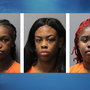 Four DC-area women charged in Columbia store robberies