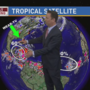Tropical activity & weekend conditions