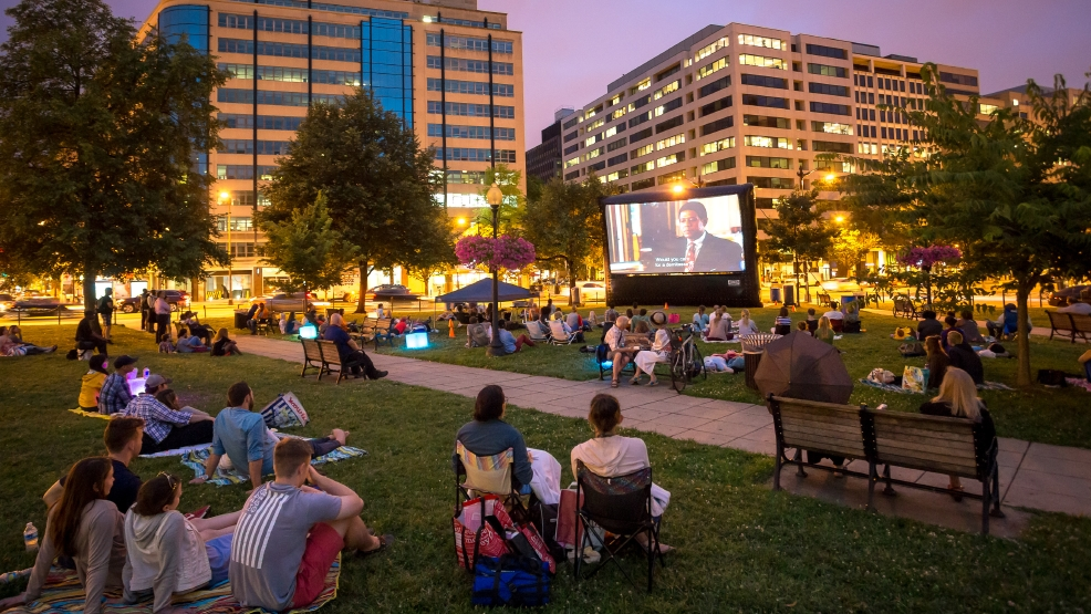 Golden Cinema Outdoor Movie Series. Courtesy Golden Triangle BID.jpg