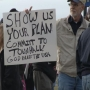 Protesters Ask For Public Meeting With LaHood
