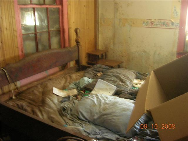 Erin Maxwell's bedroom / file photo