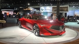 Cool cars at the 2016 Los Angeles Auto Show