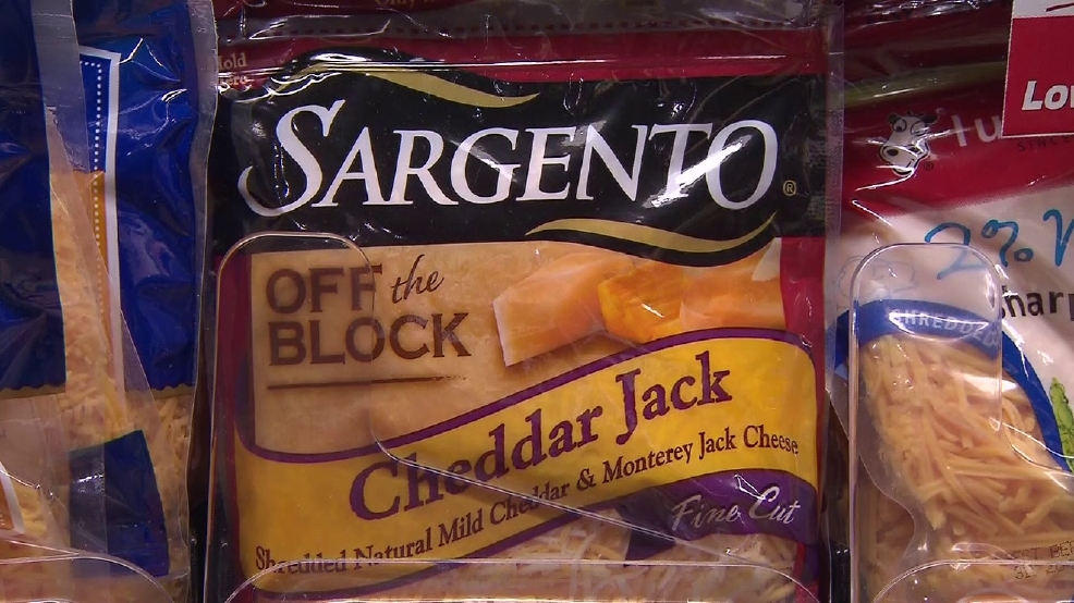 Sargento, Meijer recalls cheese due to possible contamination